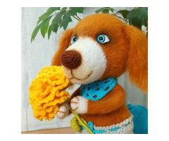 Игрушка интерьерная Собачка Джо (Сувенир)