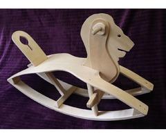Качалка «Лев»