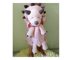 Піжамниця Пижамница Динозавр Трицератопс (Хранитель Піжам), іграшка для сну.