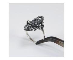 Кольцо саламандра (ящерица)