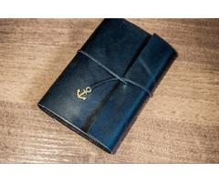 Travellers Notebook - шкіряний блокнот