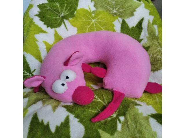 Подушка под шею Крыска