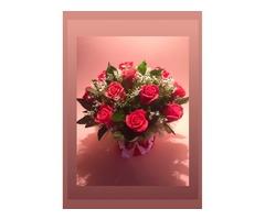 Мыльный букет из 11 роз. - Мыло премиум класса