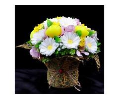 Букет из мыльных цветов (Ромашки/лимоны)